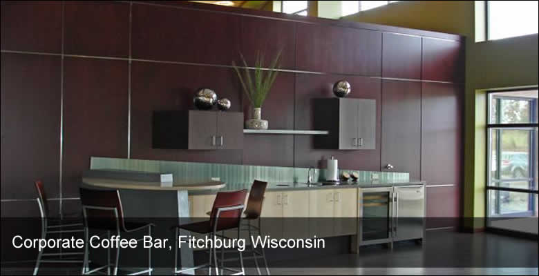 Corporate Coffee Bar Fitchburg Wisconsin