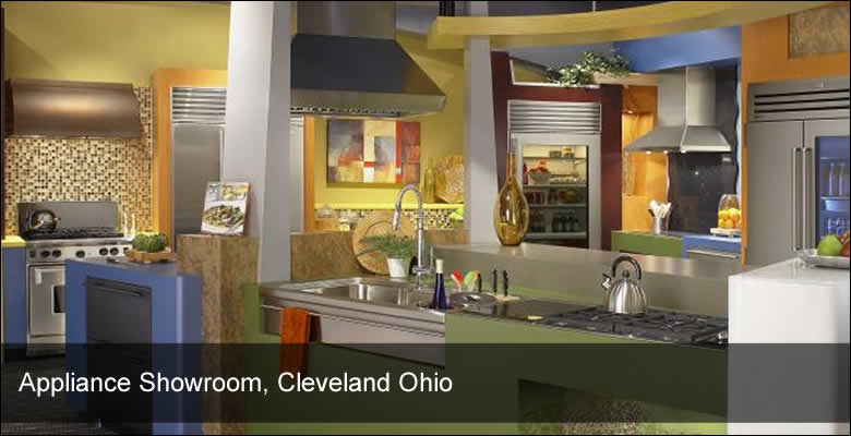 Appliance Showroom Cleveland Ohio