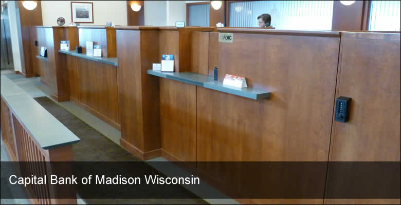 Capital Bank of Madison Wisconsin