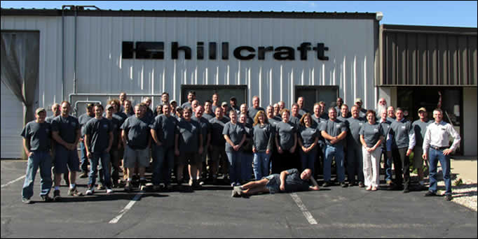 Meet the Hillcraft Wisconsin Architectural Casework and Millwork Team